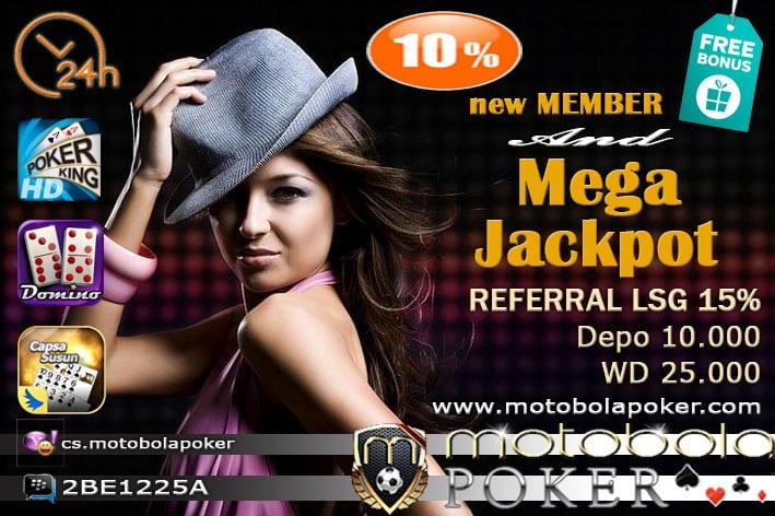 Agen Judi Poker Online Dengan Jackpot Besar