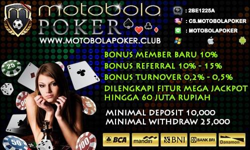 Daftar Menjadi Anggota Agen Judi Poker Indonesia Online