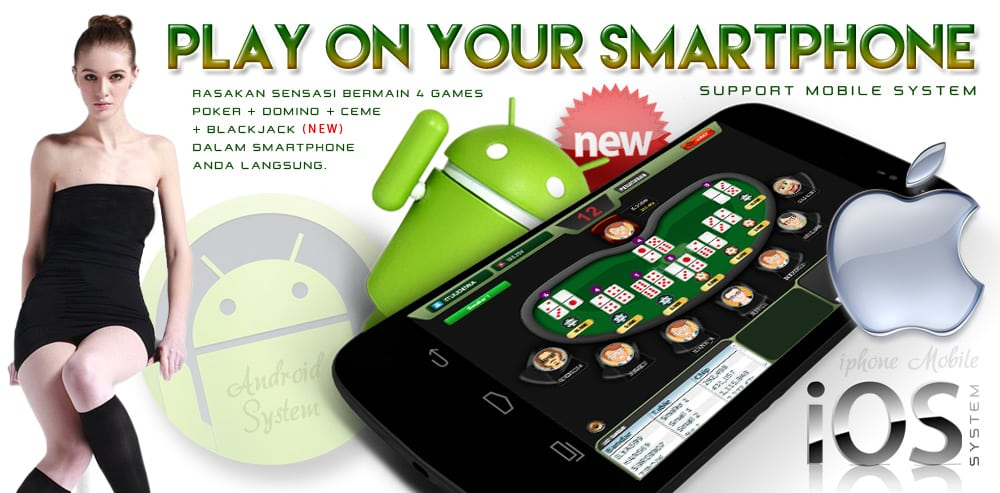 Game Judi Poker Online Indonesia di Android