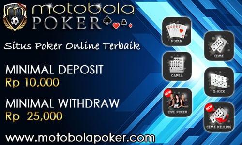 Cara Daftar Pada Agen Poker Online Deposit 10.000