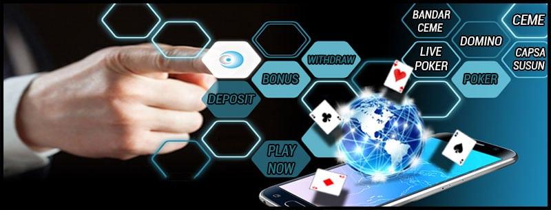 Cara Bermain Judi poker QQ Online